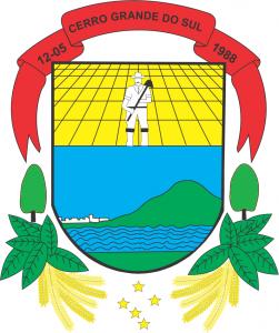Brasão CGS