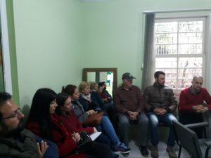 Palestra desenvolvida na Secretaria de Assistência Social para CMAS e COMDICA