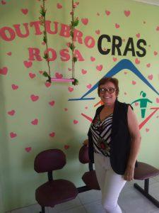 Outubro Rosa: Assistência Social apoia esta causa